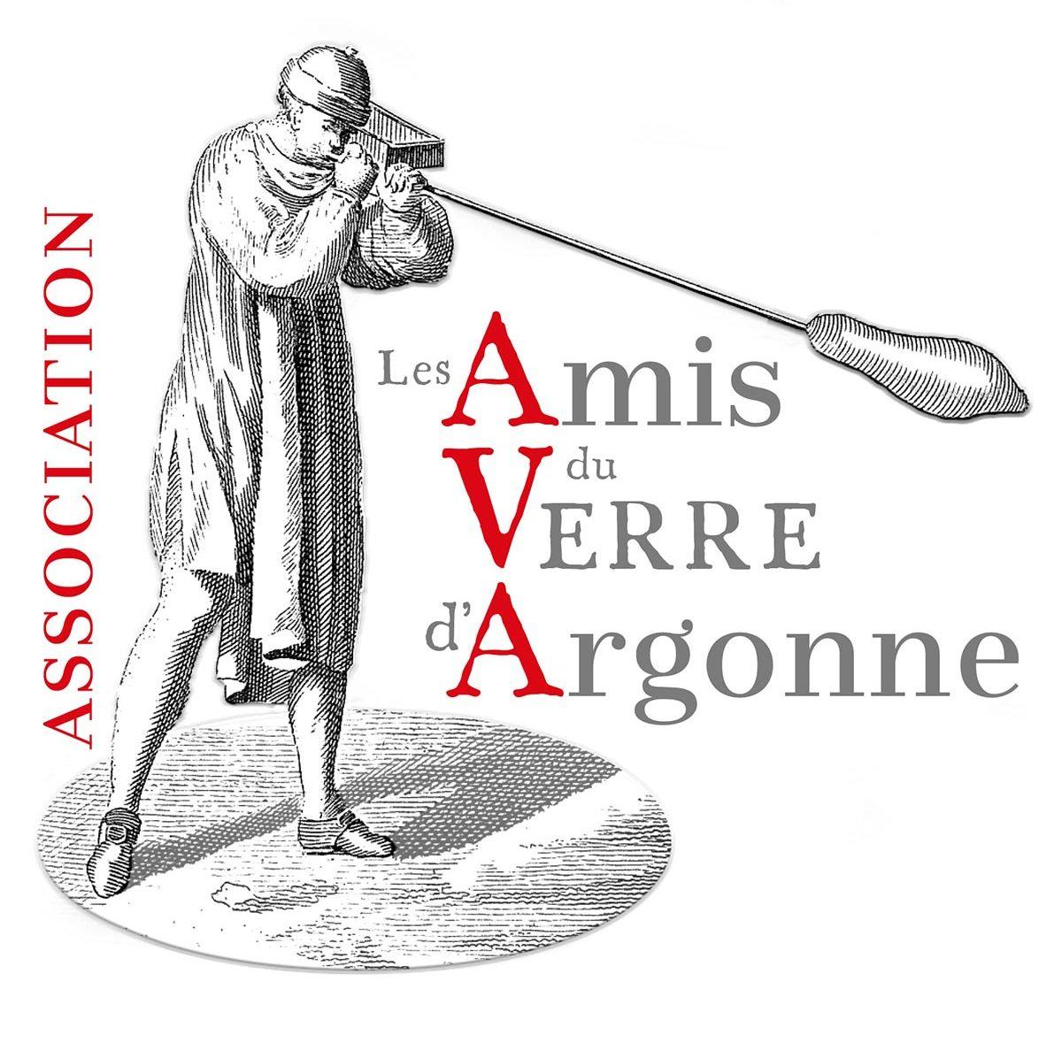 Logo - Association du Verre d'Argonne